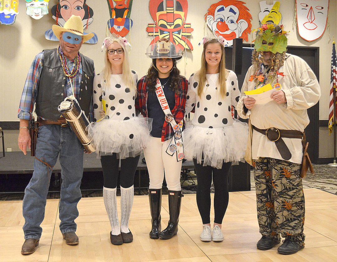 Fasching Flies Solo This Year News Sports Jobs The Journal