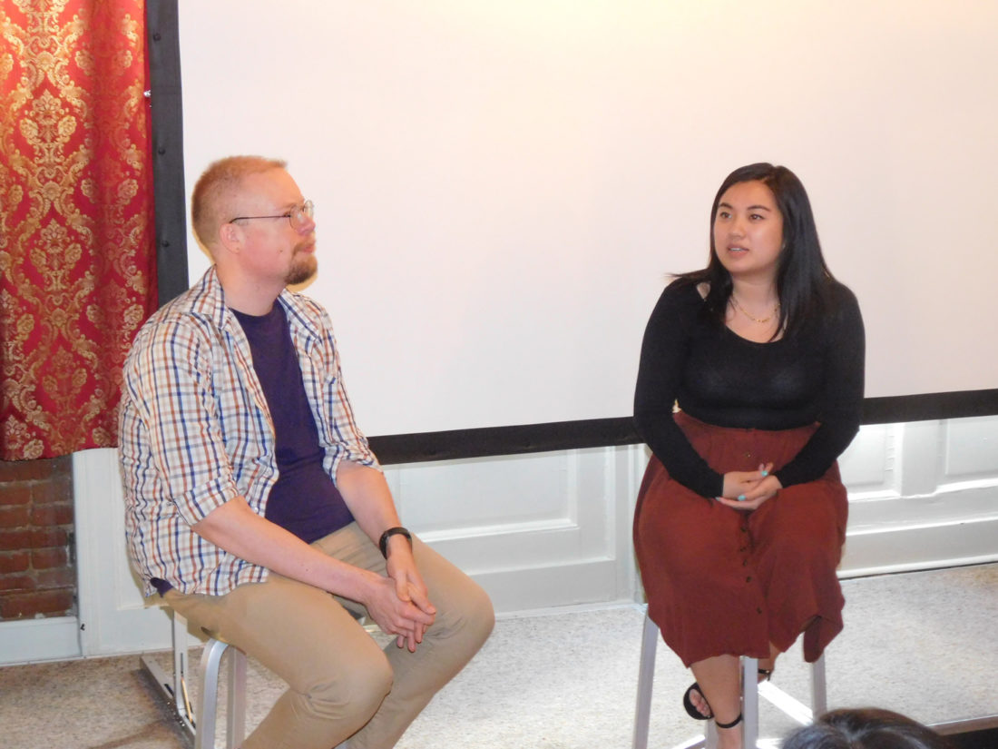 Documentary filmmaker addresses parents' marriage, immigration