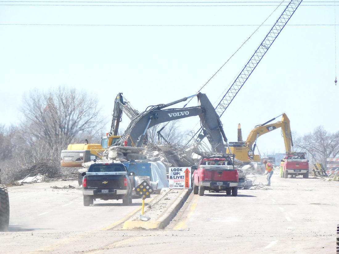 Gateway Project enters second week | News, Sports, Jobs