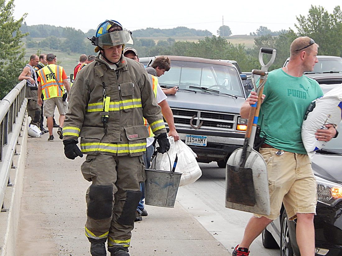Three-vehicle accident on Highway 37 | News, Sports, Jobs - The
