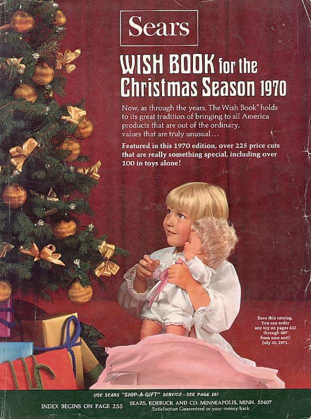 Christmas Toy Catalogs By Mail.Weeds Memories Of Christmas Wishing And Hoping News