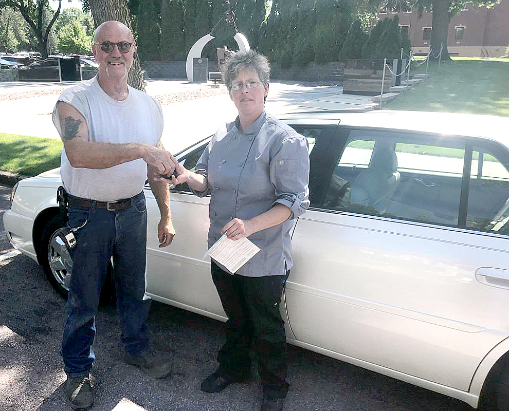 Veteran Helping Veteran auto donation | News, Sports, Jobs
