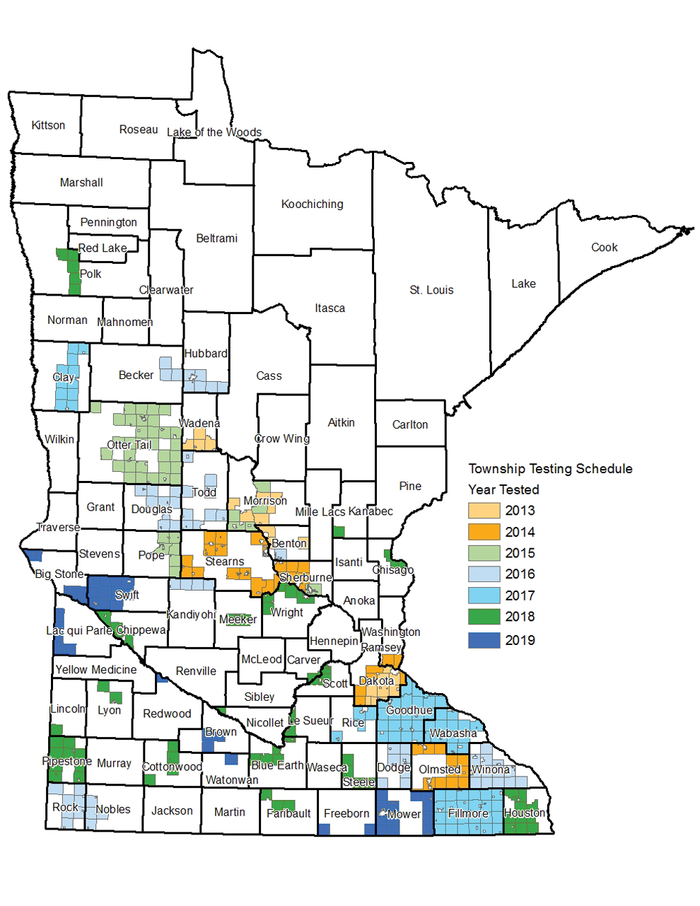 Report says 150,000 Minnesotans drinking water above legal nitrate limit | News, Sports, Jobs - NUjournal