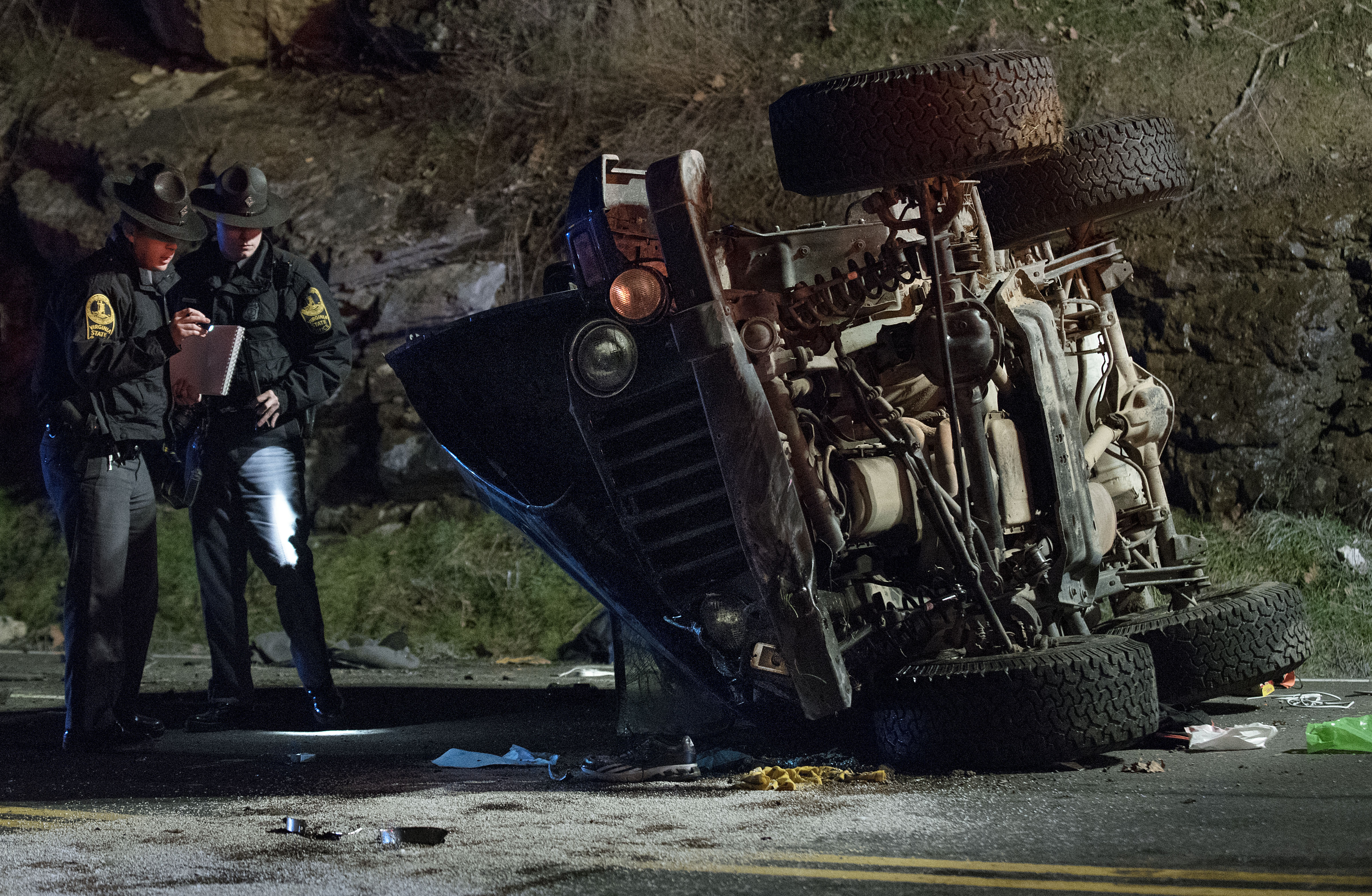 Background on Motorcycle crashes III
