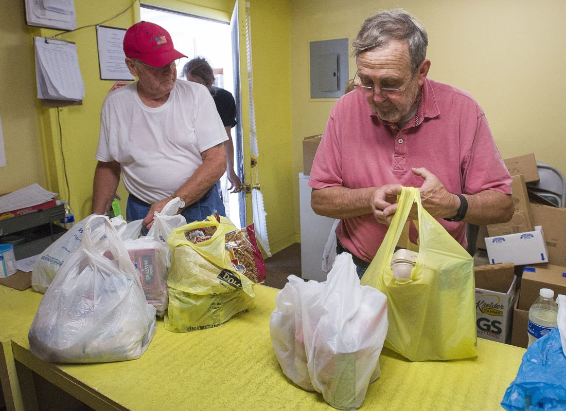 Churches In Strasburg With A Food Pantry