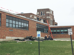 Crews working on wind's after effects | News, Sports, Jobs