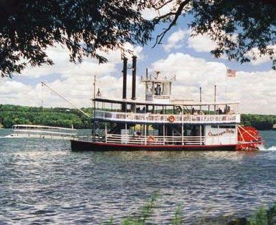 Submitted Photo The Chautauqua Lake Association and The Chautauqua Watershed Conservancy invites the community to take a tour on the Chautauqua Belle to learn about healthy waters.