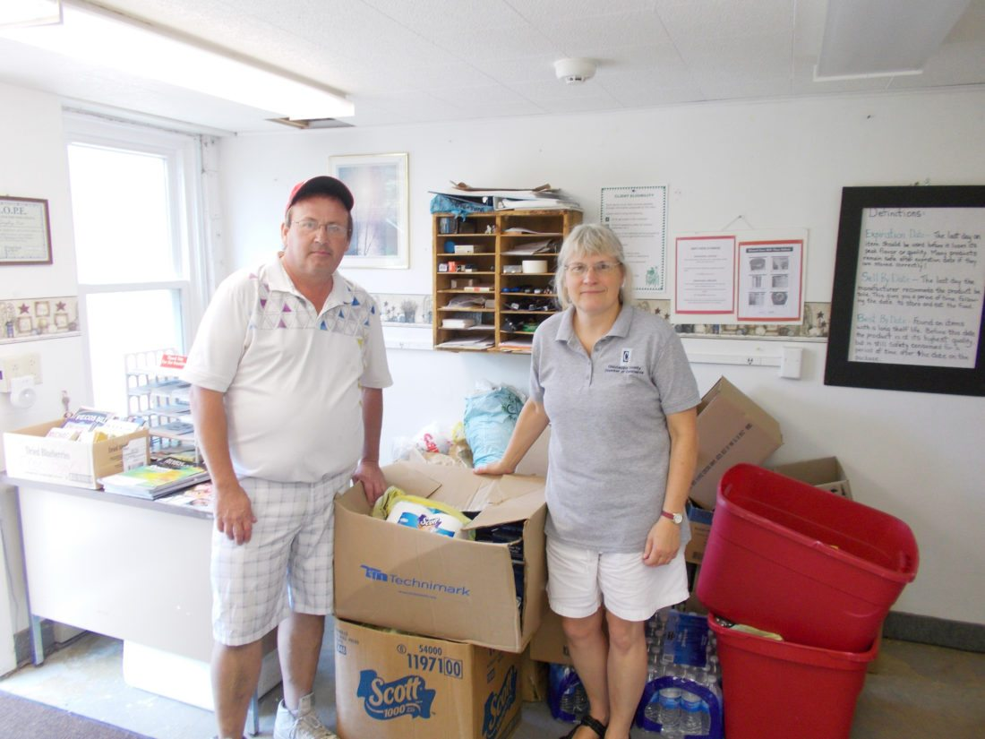Mayville Food Pantry