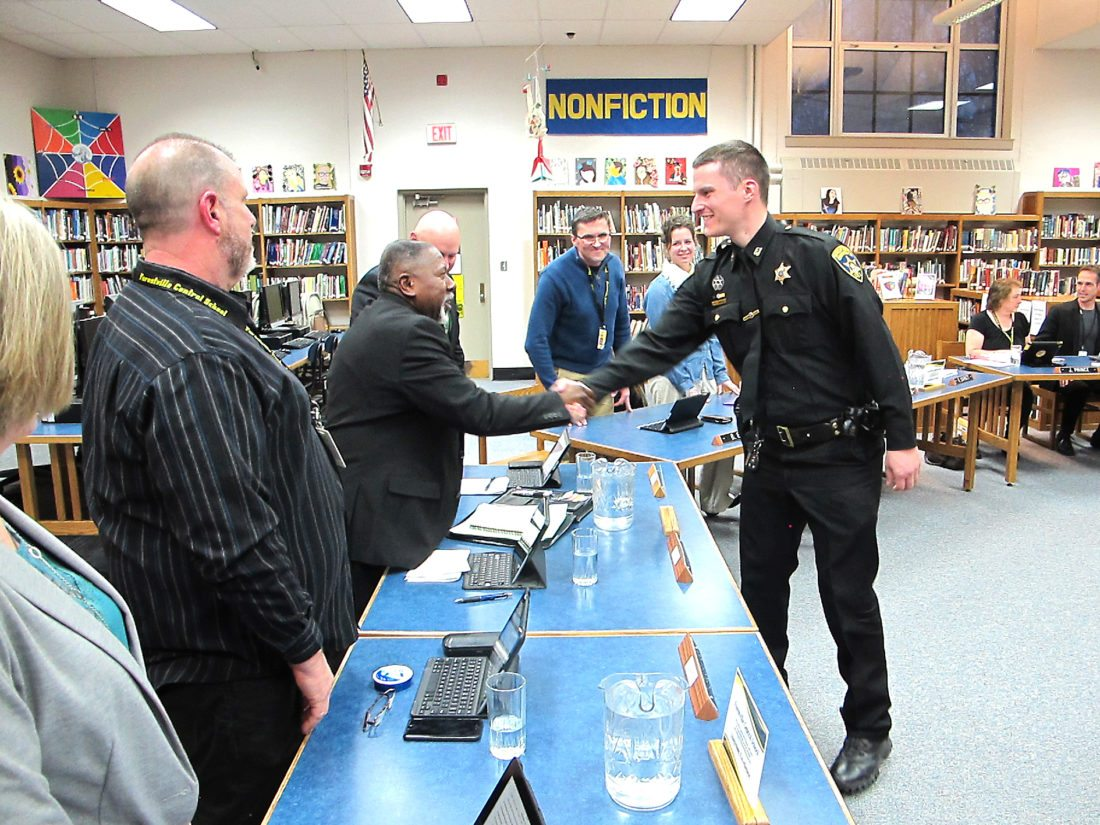 Forestville hires resource officer | News, Sports, Jobs ...