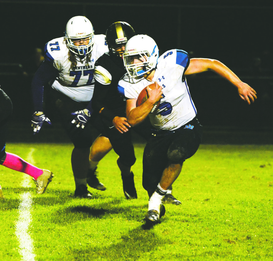Panthers Down Black Knights