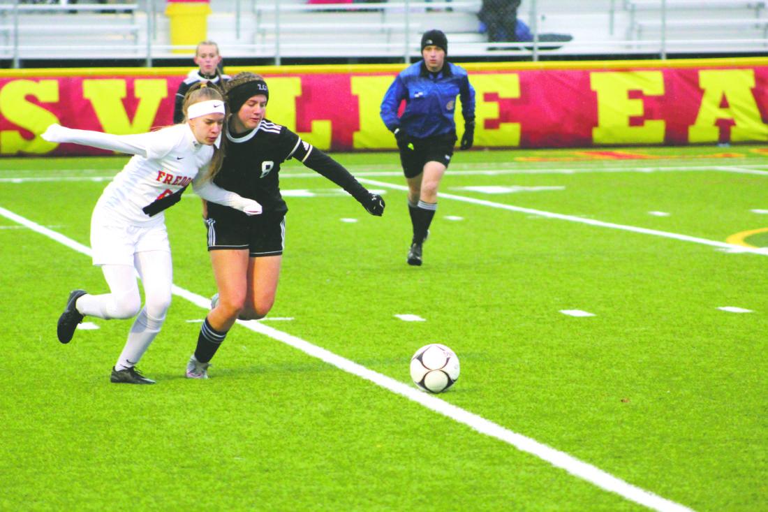 Fredonia falls to Lady Gators in Class B2 final | News, Sports