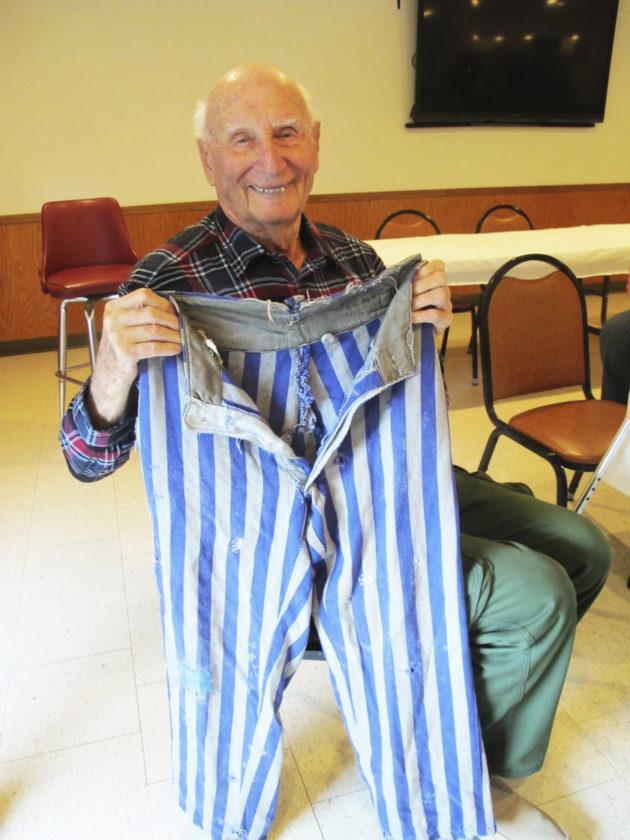 Concentration camp survivor shares his story | News, Sports