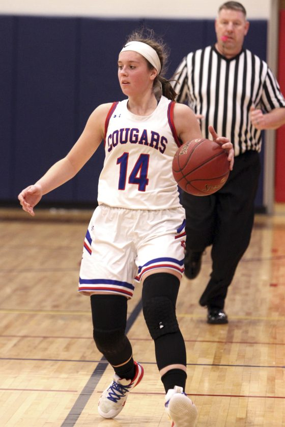 Lady Cougars down Falconer | News, Sports, Jobs - Observer ...