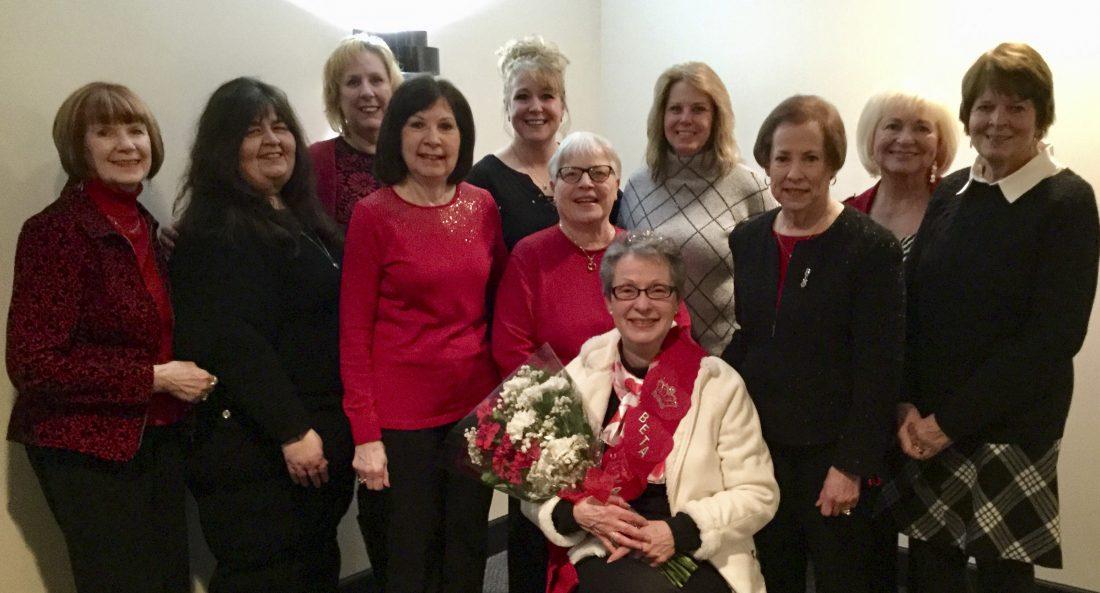 Valentine Dinner: Sorority group crowns queen | News, Sports