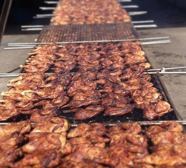 Image result for vfw bbq