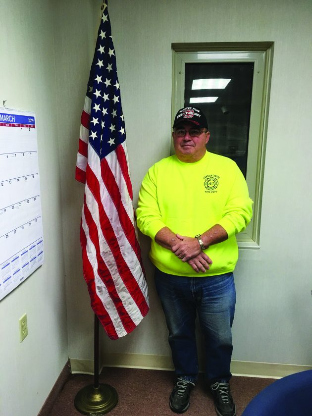 a7cf961f36237 OBSERVER Photo by J.M. Lesinski Hanover Highway Superintendent Steven  D Angelo announced he won t be seeking re-election at the latest Hanover Town  Board ...