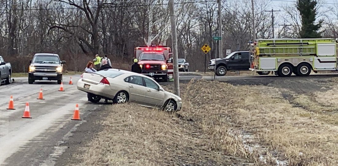 Everyone safe following two-car crash on Willow Road | News