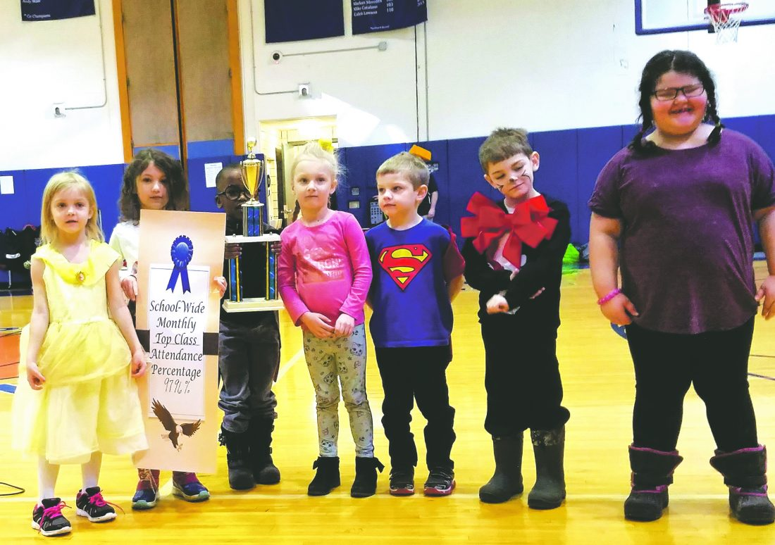 Special program for Ripley students also notes achievements