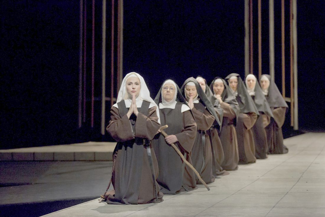 Opera House Live at Met concludes with Dialogues des