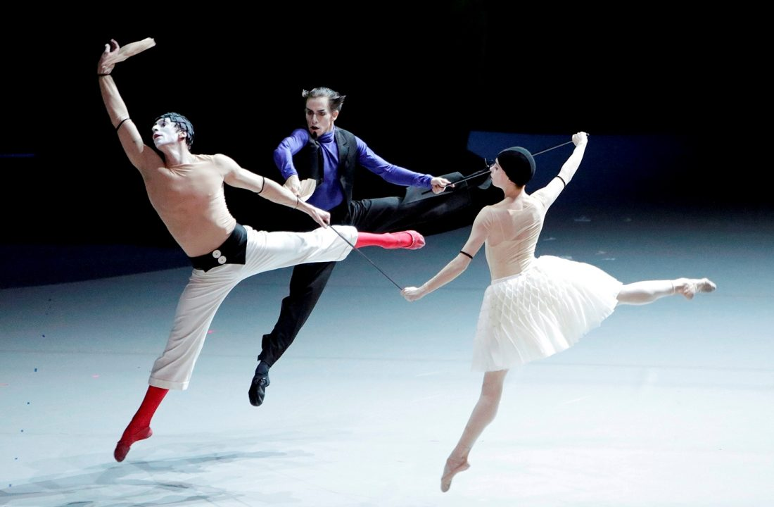 Opera House to present the Bolshoi Ballet's 'Carmen Suite' and