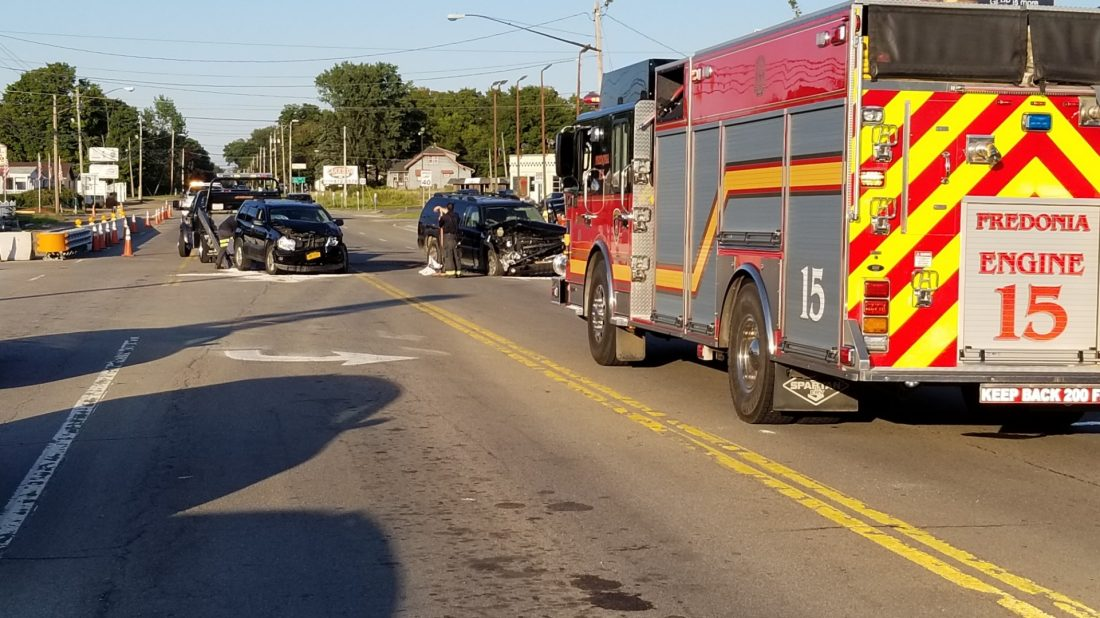 Two car accident on Route 20 Thursday afternoon | News