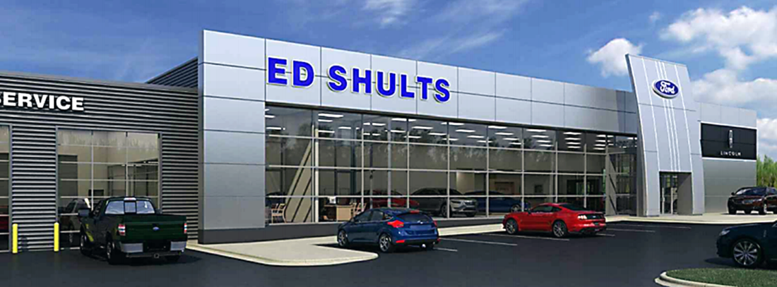 Shults Ford Lincoln To Open Redesigned Dealership News Sports