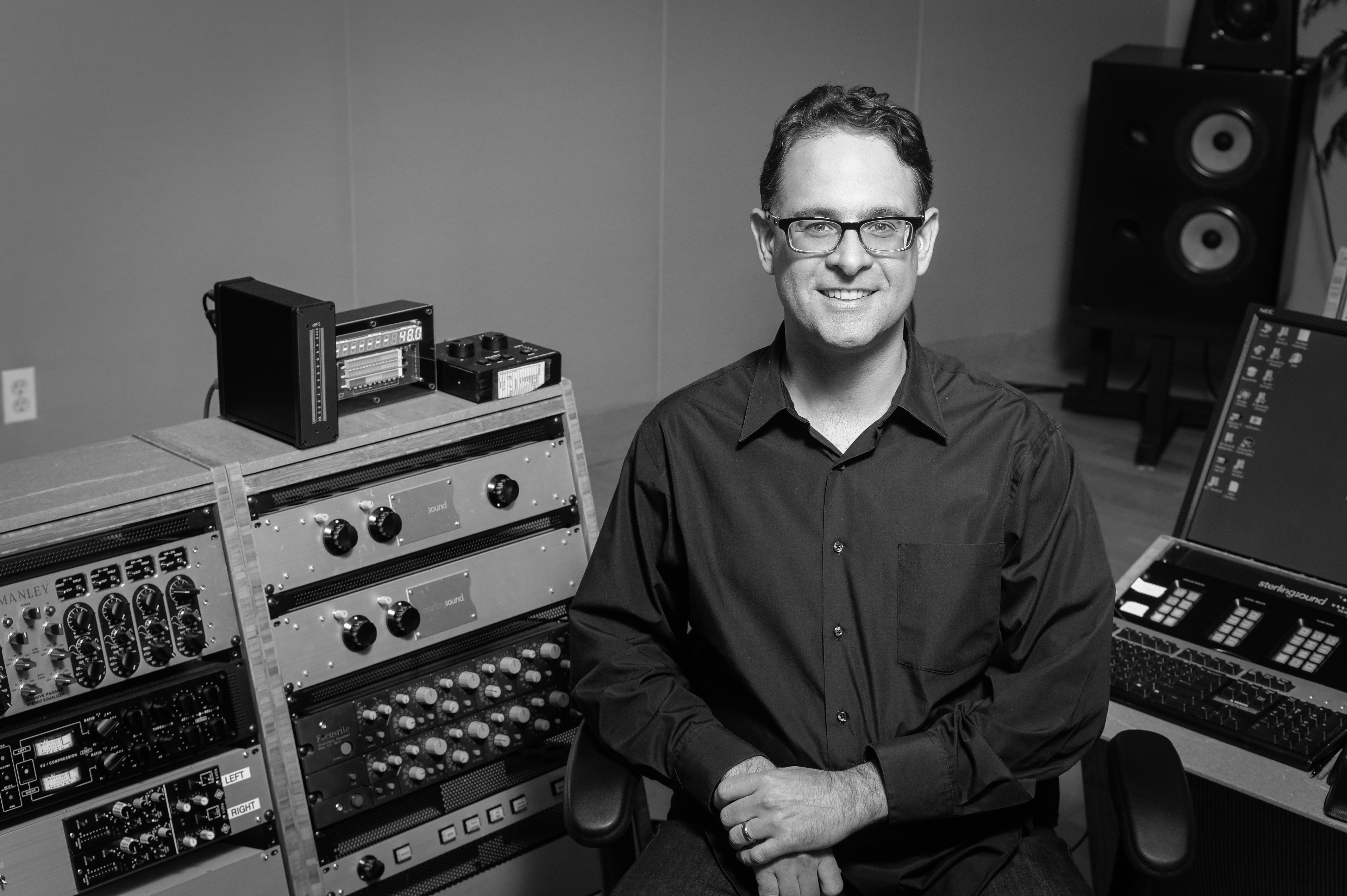 Falconer Native Wins Two Grammys As Mastering Engineer