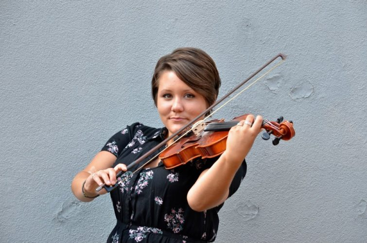 Lily Kates, pictured, will perform on violin during the instructors' segment of Chautauqua Music's studio recital to be held Wednesday at 7 p.m. The event will feature performances by Chautauqua Music instructors and their students currently taking private lessons. Submitted photo