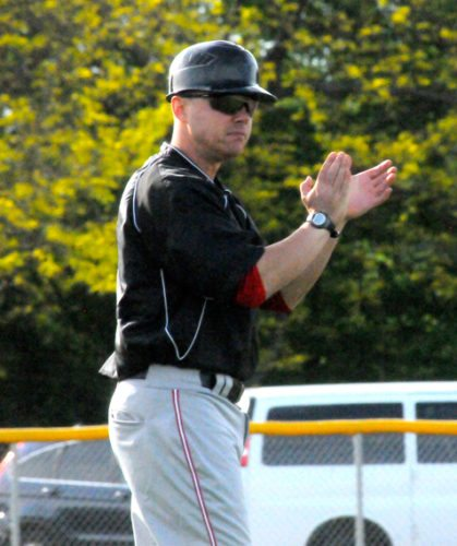 In Ryan Lucas' first year as Maple Grove head coach, the Red Dragons won the Section VIClass C crown. P-J file photo