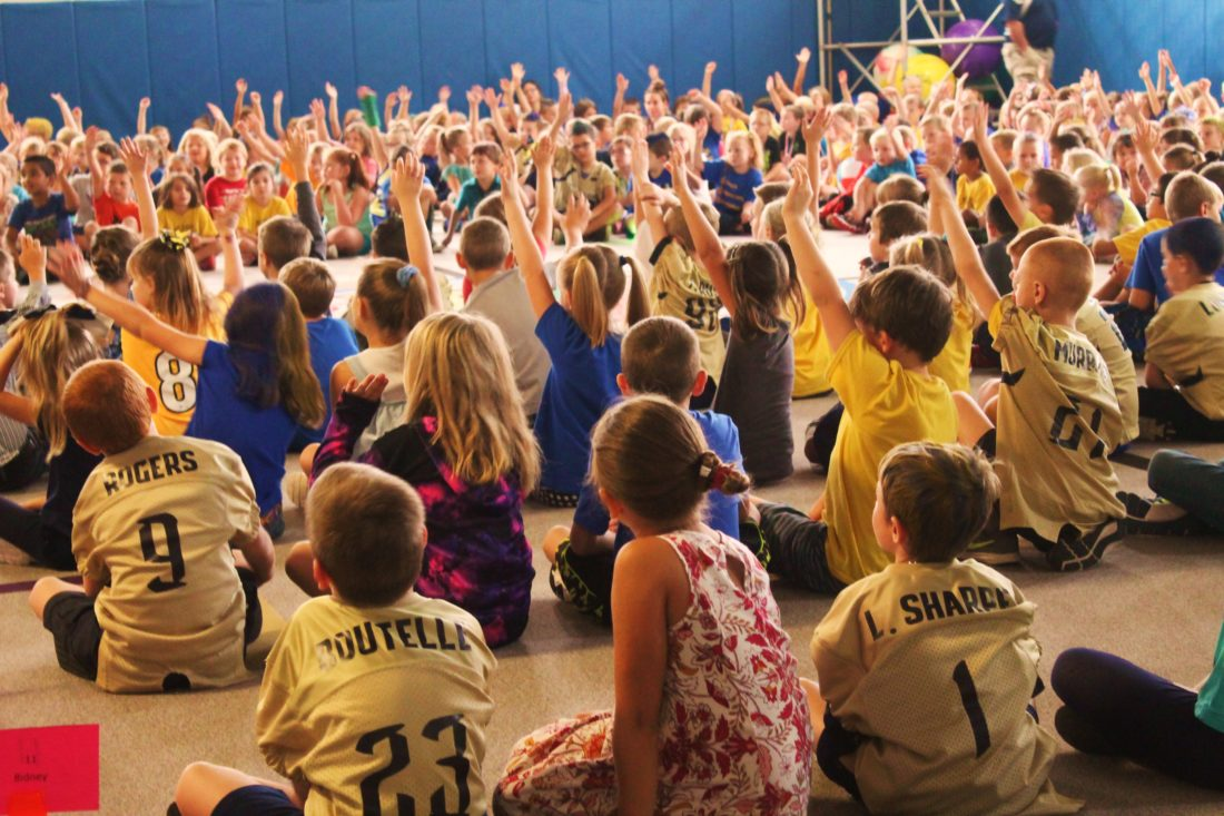 Reading Achievements Celebrated At Temple, Fenner Schools