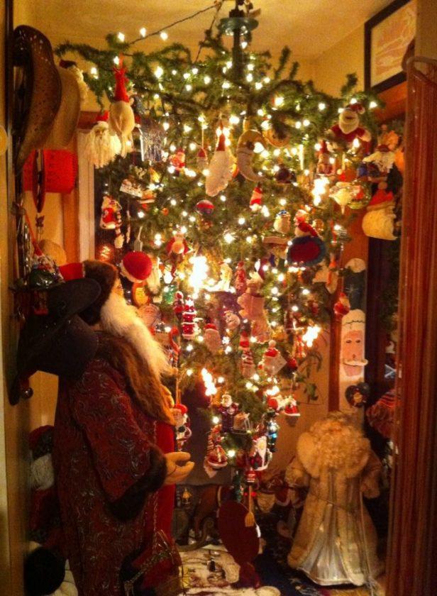 Upside Down Christmas Tree Ideas.Year Round Christmas News Sports Jobs Post Journal