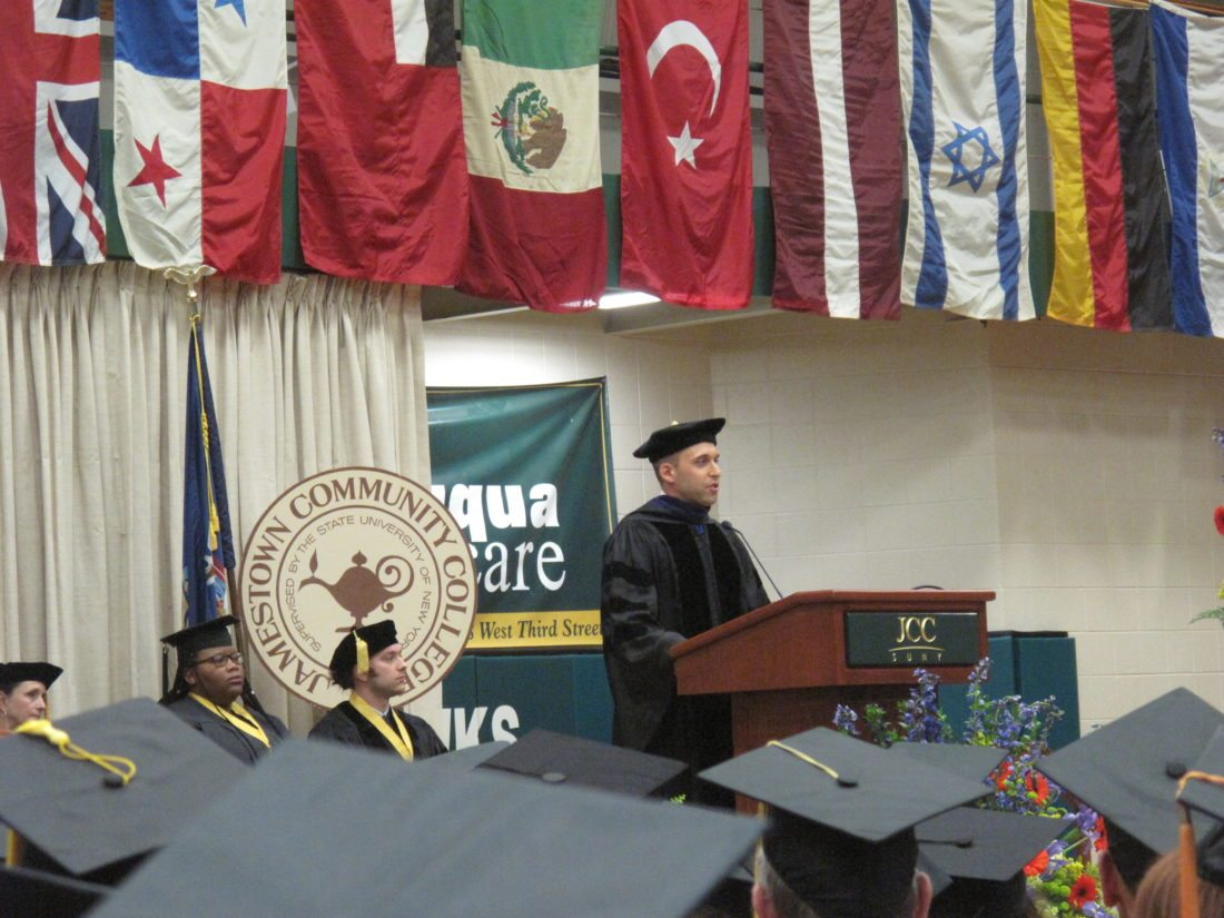 1:25 PM: JCC Holds 68th Commencement Ceremony | News