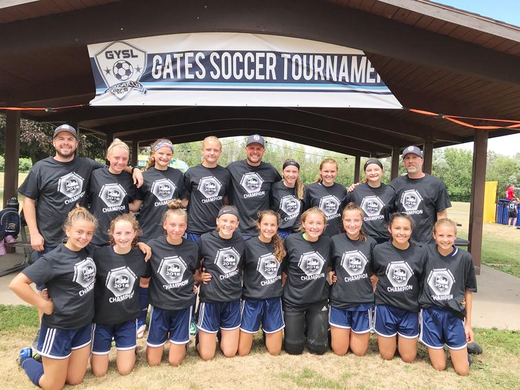 Frewsburg Girls Win Gates Tournament | News, Sports, Jobs