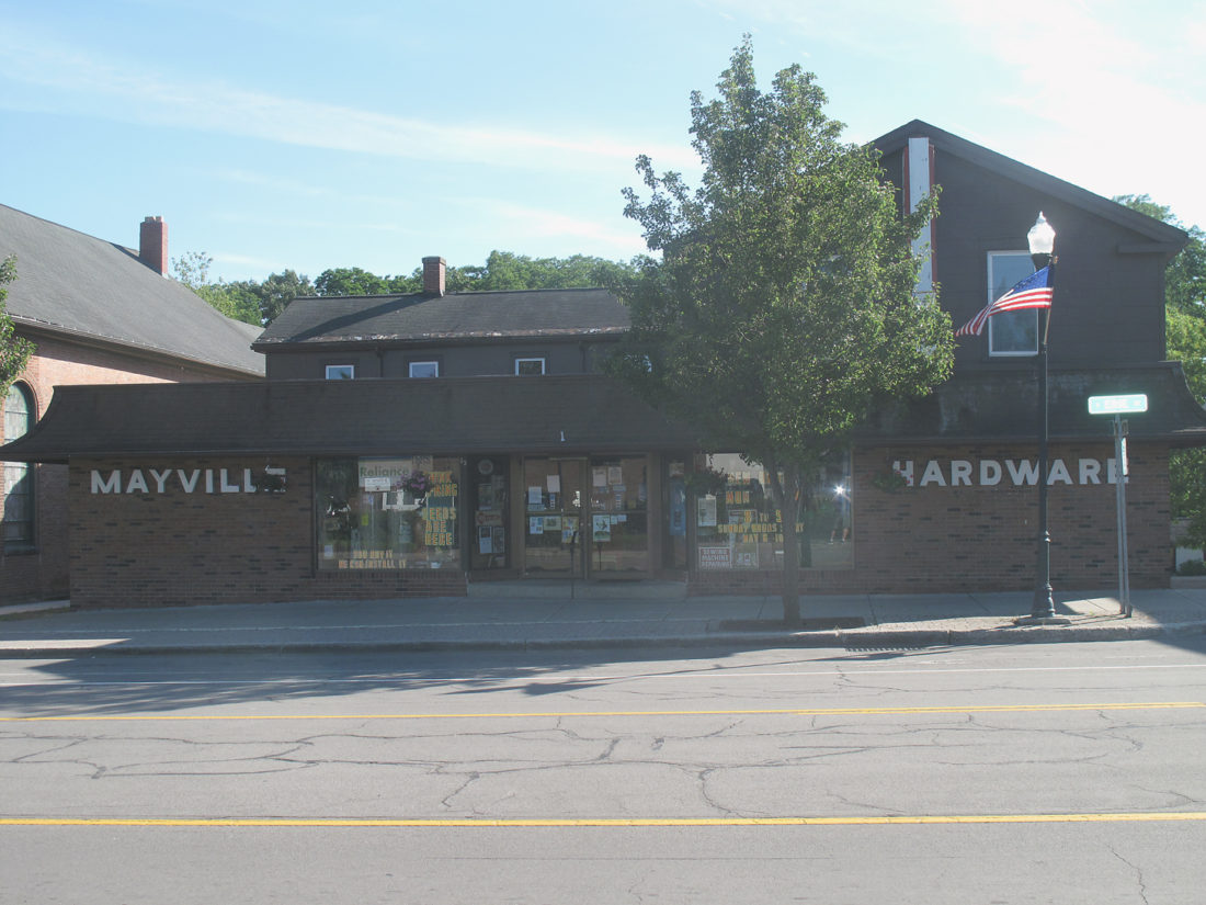 Mayville Hardware Continues Successful Operation | News