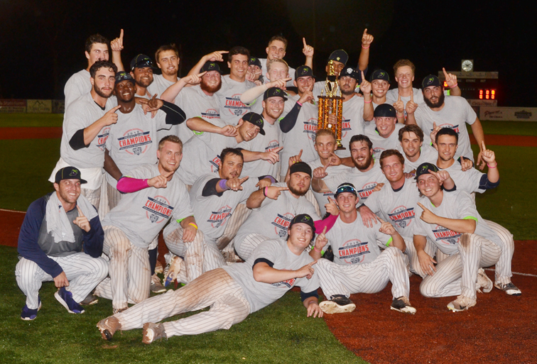 Jammers Rally To Win Game 3, PGCBL Title | News, Sports, Jobs
