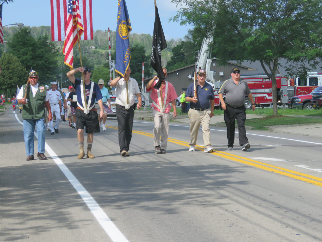 Randolph Veterans Honored During Annual Parade | News