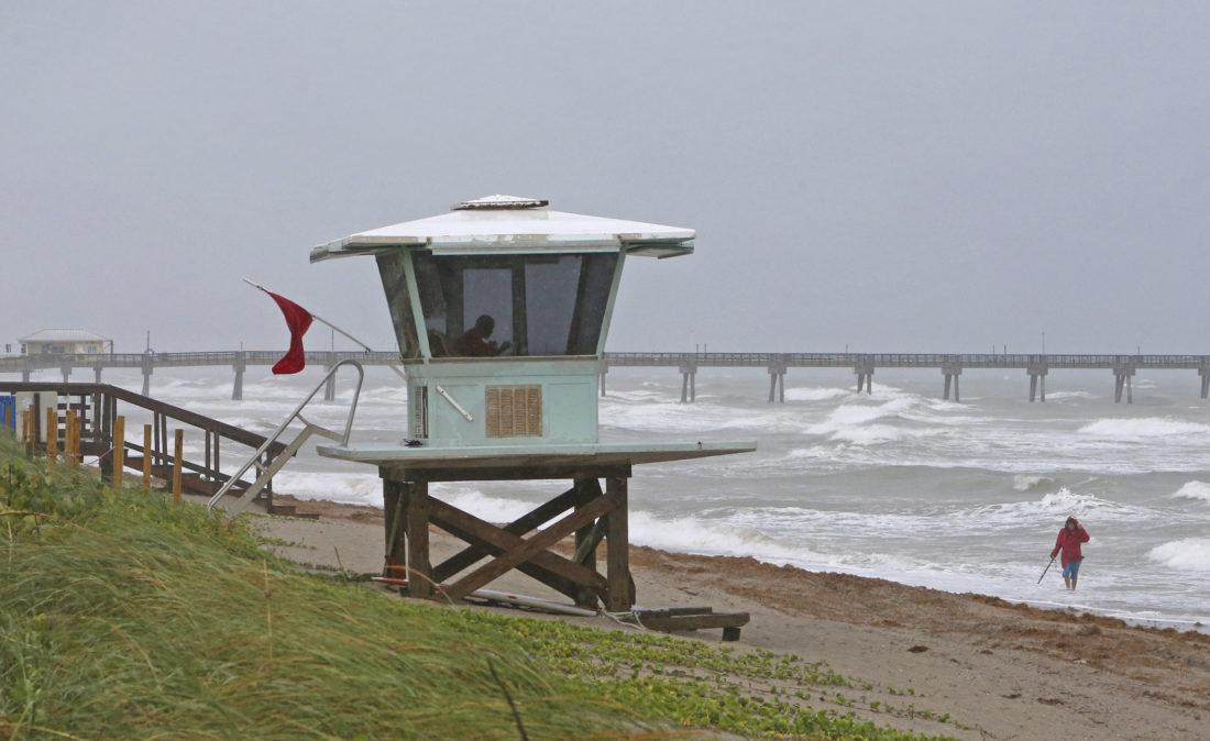 Tropical Storm Gordon Brings Hurricane Warning To Gulf Coast