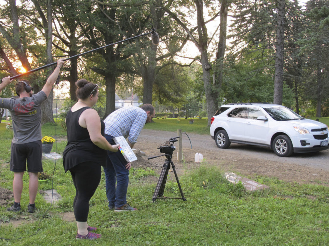 Area Natives Use Dunkirk Cemetery For Movie | News, Sports