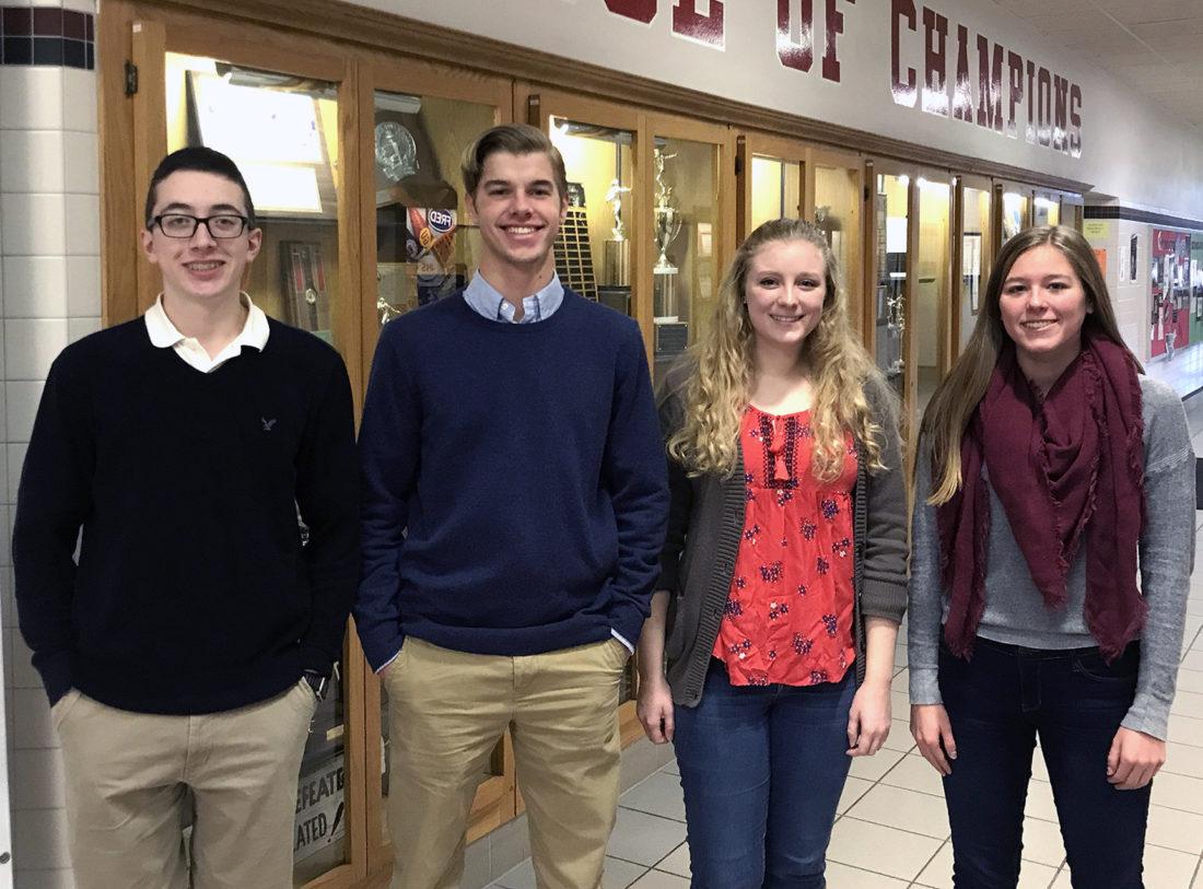JHS Students Awarded National Merit Scholarship   News, Sports