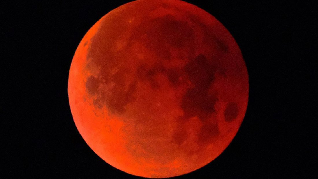 blood wolf moon eclipse denver - photo #29