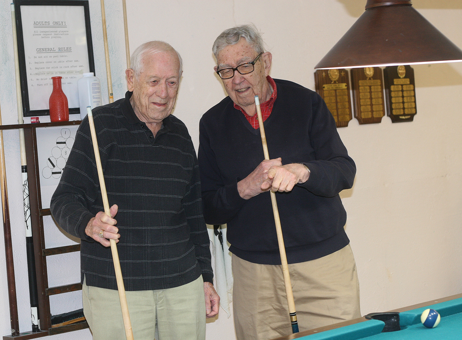 Lutheran Pool League Brings Friends Together | News, Sports