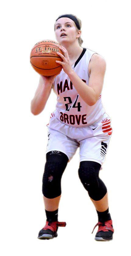 Maple Grove freshman Sam Snow