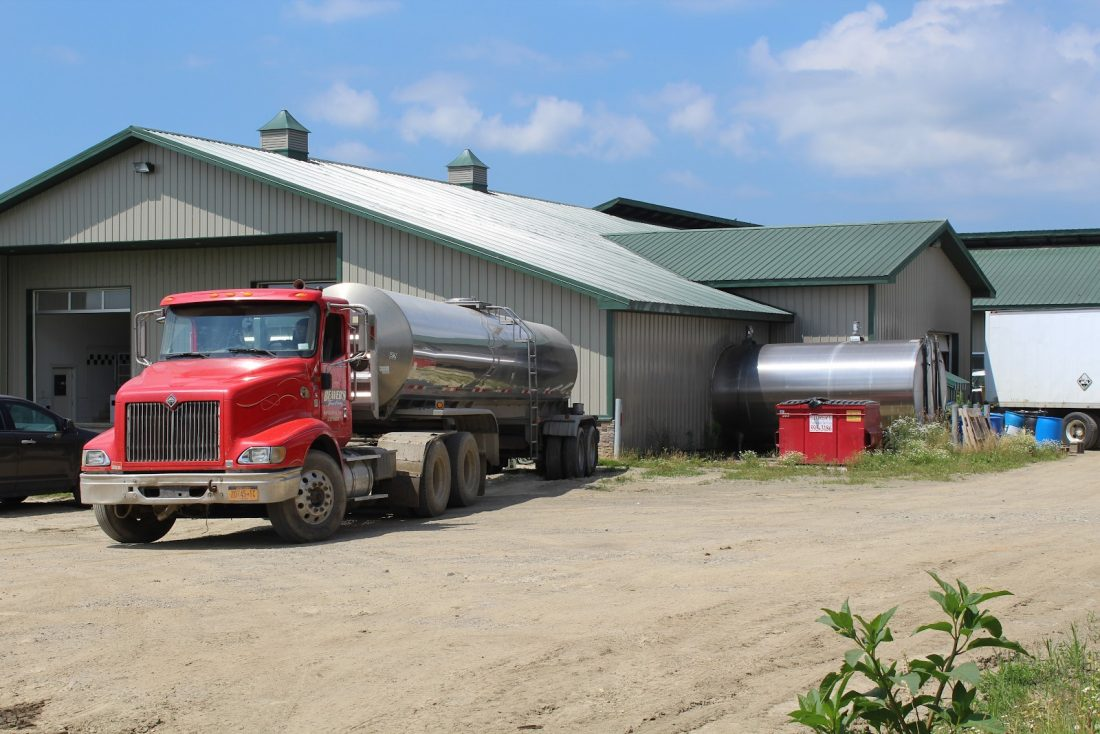 Edge Dairy Farmer Cooperative looks for USDA payments for milk disposal