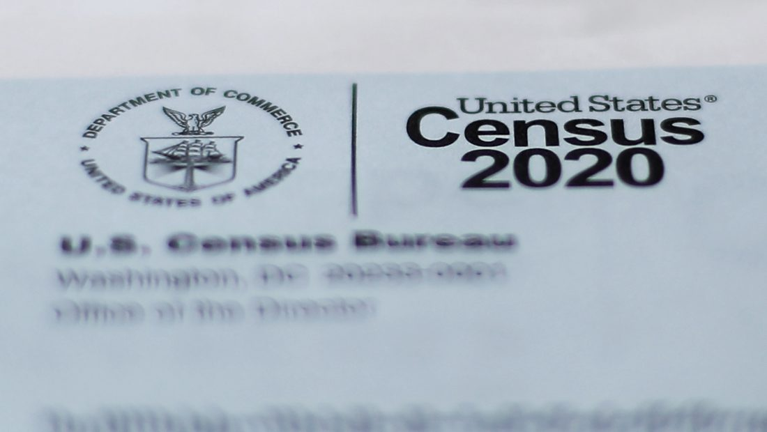 Census Response Below 50 Percent