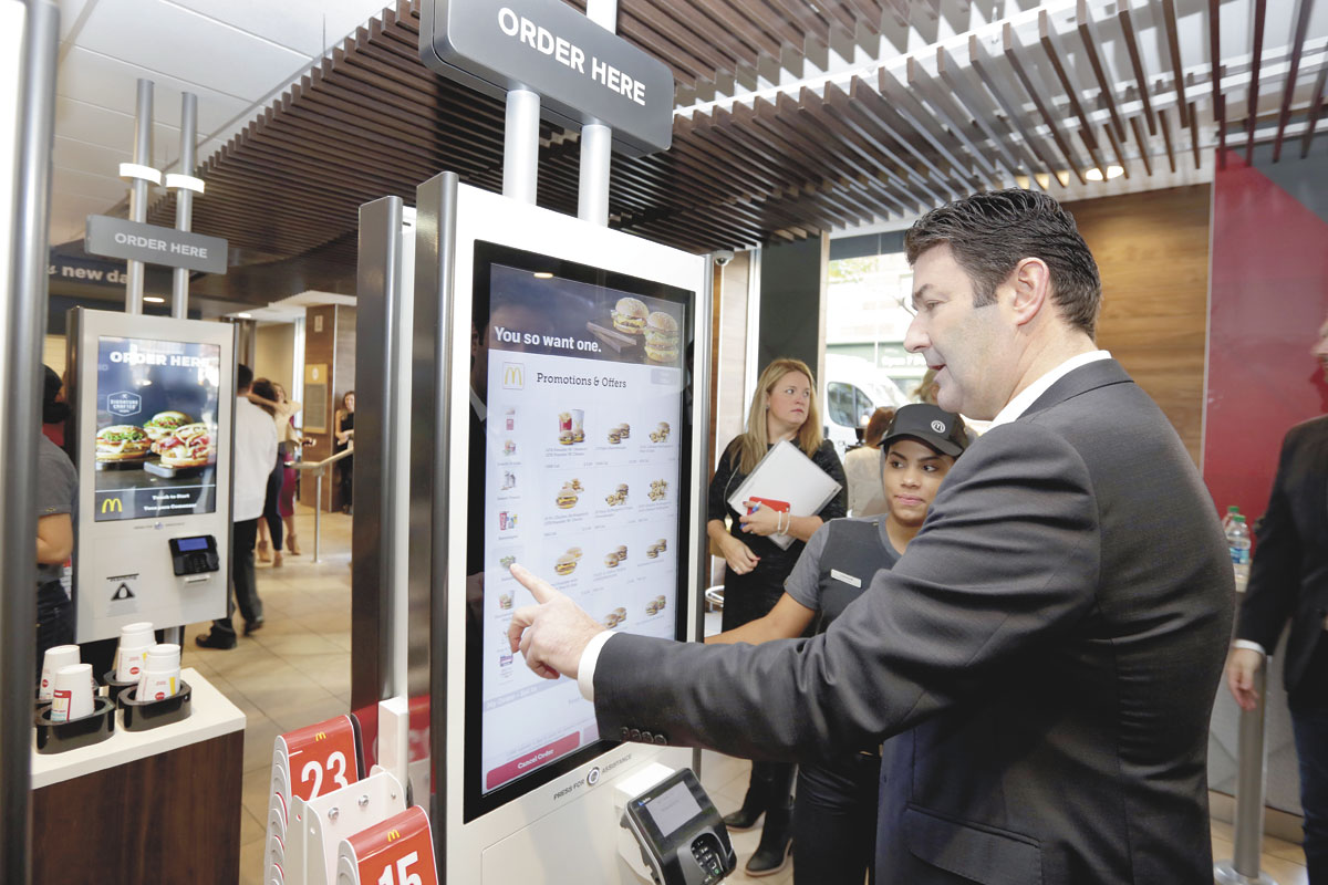 McDonald's tests mobile ordering | News, Sports, Jobs - The