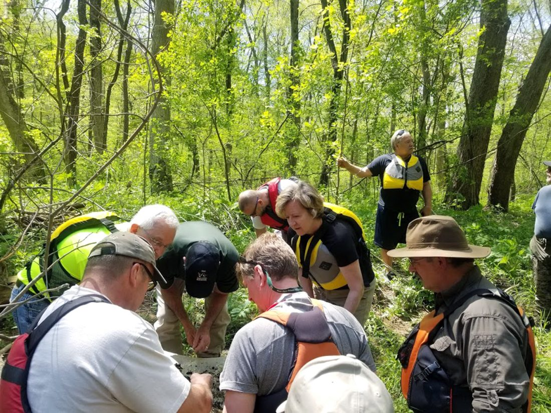 New ODNR director gets first-hand look at beauty of Little