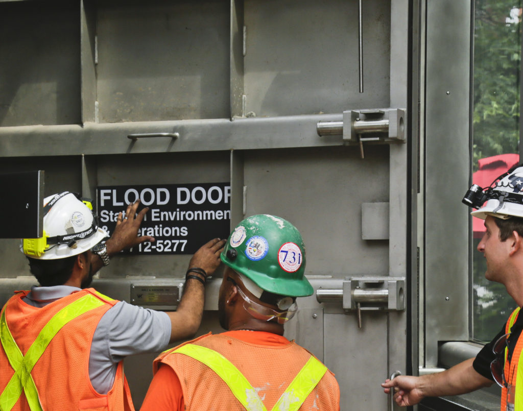 NYC subway station reopens after Sandy flooding | News