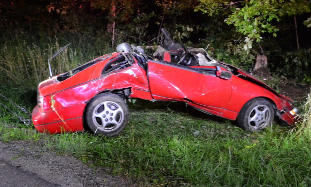 Speed, alcohol factors in fatal crash | News, Sports, Jobs - Salem News