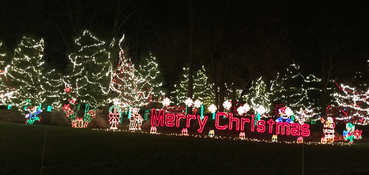 Sebo Christmas Lights 2019 Tours of Sebo home will raise funds for church youth group | News