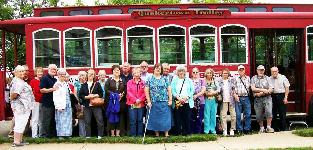 Carrollton church groups take Underground Railroad tour